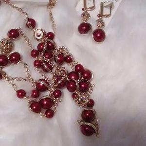 Coldwater Creek jewelry set